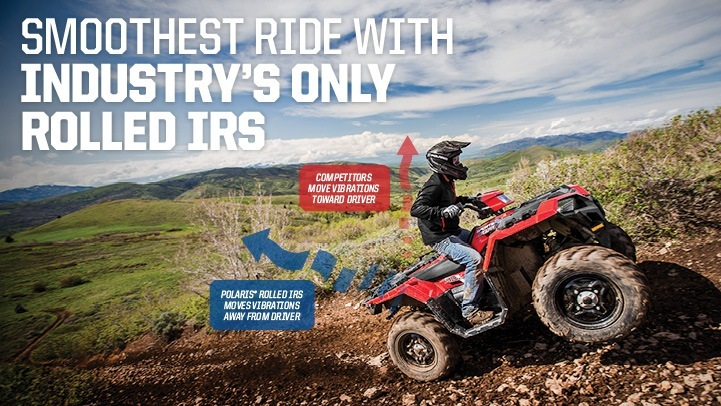 2017 Polaris Sportsman® 570 EPS in Mount Pleasant, Michigan