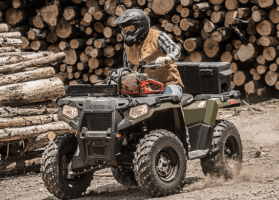 2017 Polaris Sportsman® 570 EPS in Rice Lake, Wisconsin