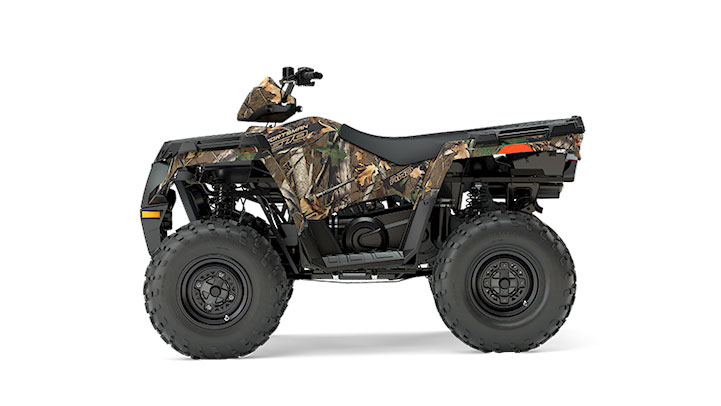 2017 Polaris Sportsman® 570 EPS Camo in Mount Pleasant, Michigan