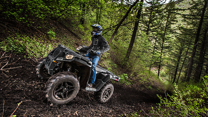 2017 Polaris Sportsman® 570 SP in Greenwood Village, Colorado