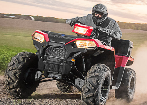 2017 Polaris Sportsman® 850 in Greenwood Village, Colorado