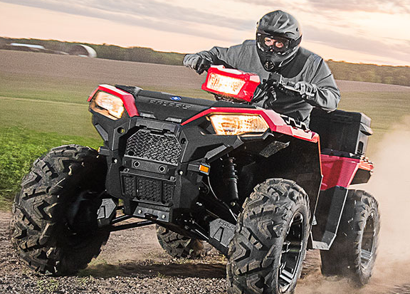 2017 Polaris Sportsman® 850 SP in Brighton, Michigan