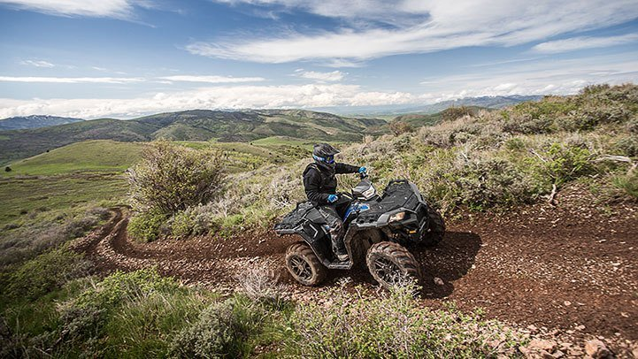 2017 Polaris Sportsman® 850 SP in Greenwood Village, Colorado