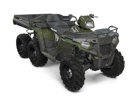 2017 Polaris Sportsman® Big Boss 6x6 570 EPS in Olean, New York