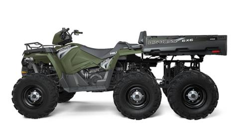 2017 Polaris Sportsman® Big Boss 6x6 570 EPS in Brighton, Michigan