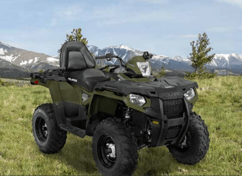 2017 Polaris Sportsman® Touring 570 in Brighton, Michigan