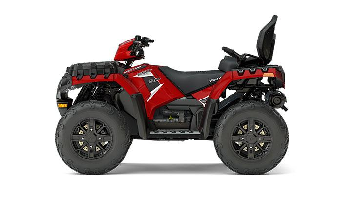2017 Polaris Sportsman® Touring 850 SP in Greenwood Village, Colorado