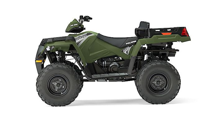 2017 Polaris Sportsman X2 570 EPS in Tarentum, Pennsylvania