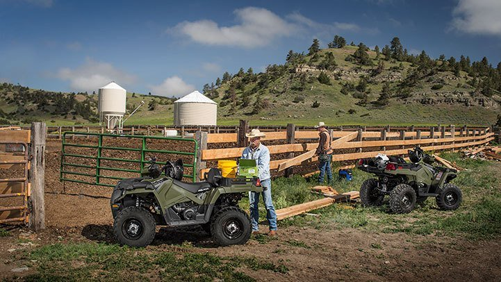 2017 Polaris Sportsman® X2 570 EPS in Greenwood Village, Colorado