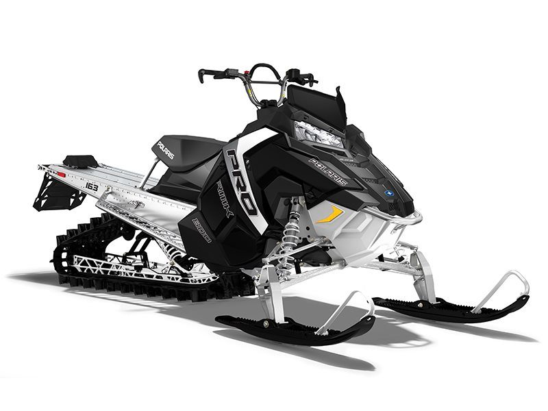 2017 Polaris 800 PRO-RMK® 163 ES in Mount Pleasant, Michigan