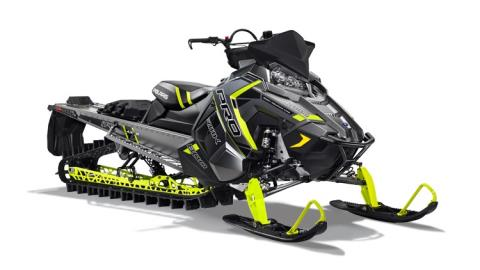 2017 Polaris 800 PRO-RMK® 174 LE in Belvidere, Illinois