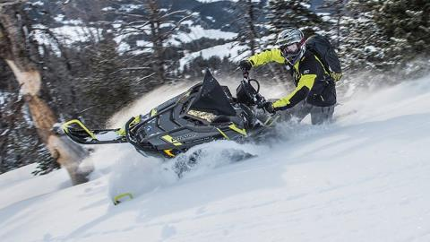 2017 Polaris 800 PRO-RMK® 174 LE in Mount Pleasant, Michigan