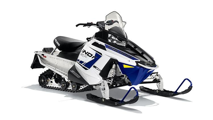 2017 Polaris 600 INDY® SP ES in Clear Lake, Wisconsin