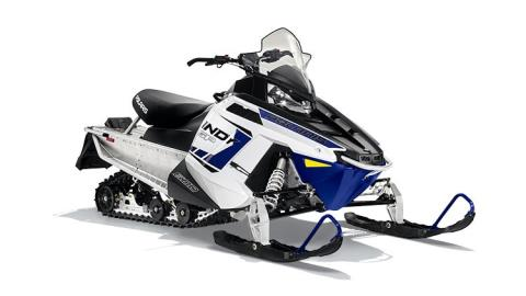 2017 Polaris 600 INDY® SP ES in Saint Johnsbury, Vermont