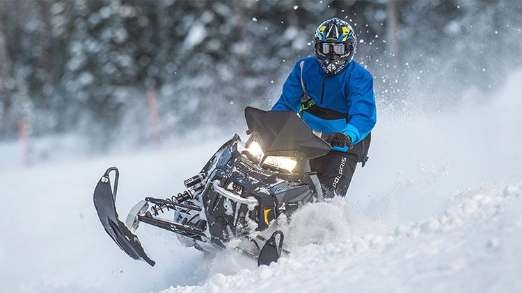 2017 Polaris 600 Switchback® Assault® 144 in Brighton, Michigan