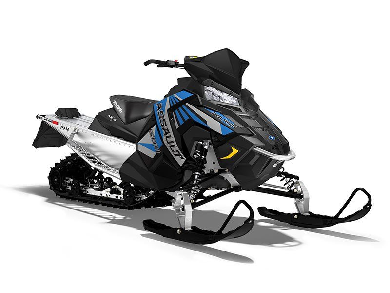 2017 Polaris 600 Switchback® Assault® 144 ES in Brighton, Michigan
