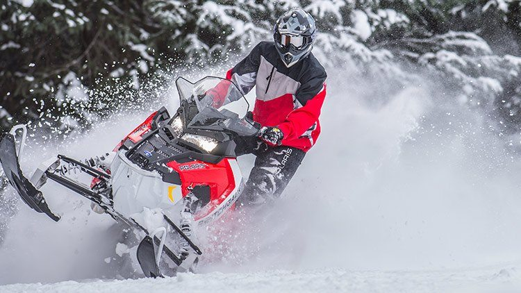 2017 Polaris 600 Switchback® SP 144 in Mount Pleasant, Michigan