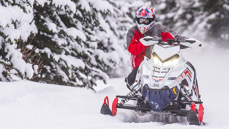 2017 Polaris 800 RUSH® PRO-S in Newport, New York