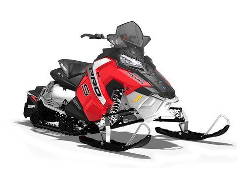 2017 Polaris 800 RUSH® PRO-S ES in Mount Pleasant, Michigan