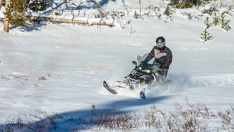 2017 Polaris 800 Switchback® Adventure in Mount Pleasant, Michigan