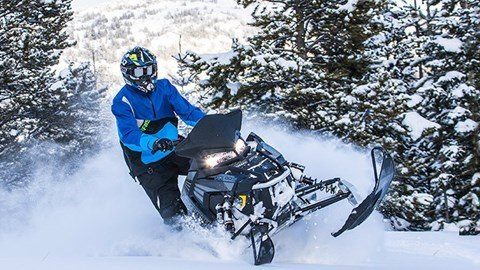 "2017 Polaris 800 Switchback® Assault® 144 2.0"" ES in Brighton, Michigan"