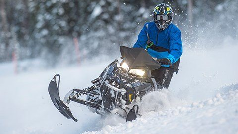 "2017 Polaris 800 Switchback® Assault® 144 2.0"" ES in Mount Pleasant, Michigan"