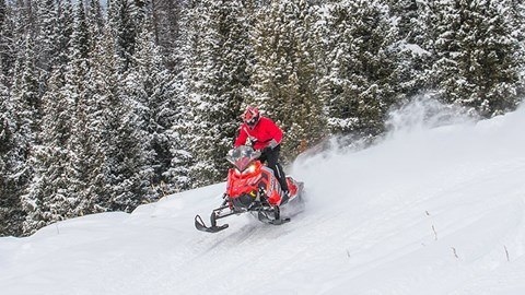 2017 Polaris 800 Switchback® PRO-S in Mount Pleasant, Michigan
