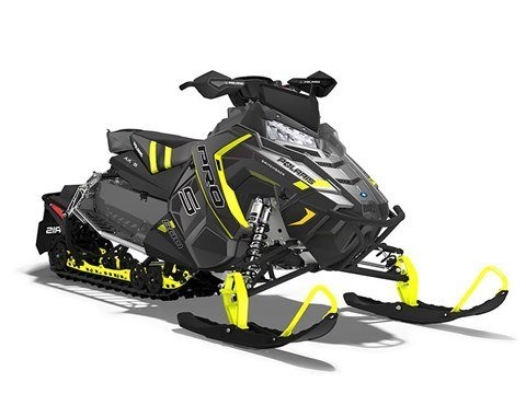 2017 Polaris 800 Switchback® PRO-S LE in Pittsfield, Massachusetts