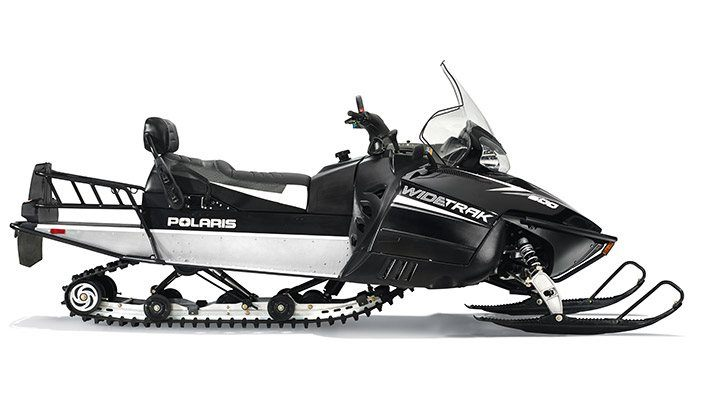 2017 Polaris 600 IQ® WideTrak ES in Brighton, Michigan