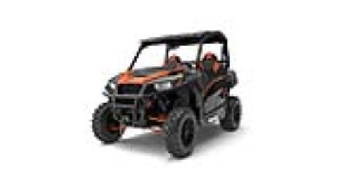 2017 Polaris General™ 1000 EPS Deluxe in Mount Pleasant, Texas