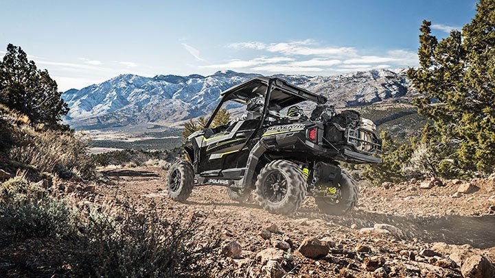2017 Polaris General™ 1000 EPS RIDE COMMAND Edition in Newport, New York