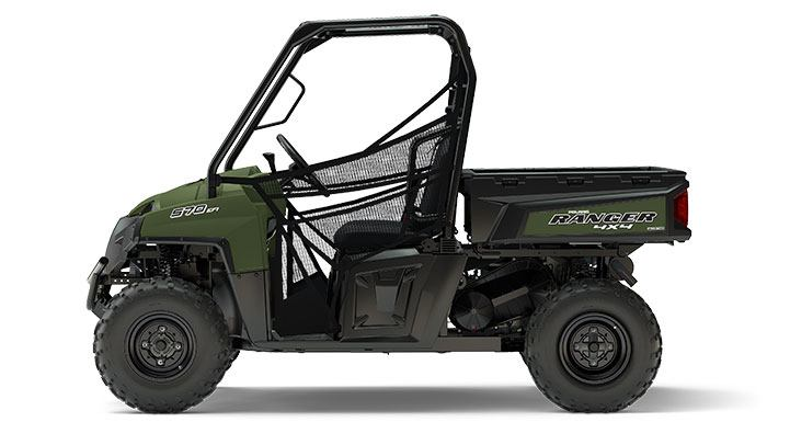 2017 Polaris Ranger® 570 Full Size in Greenwood Village, Colorado