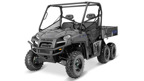 2017 Polaris Ranger® 6X6 in Brighton, Michigan