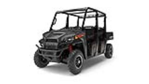 2017 Polaris Ranger Crew® 570-4 EPS in Brighton, Michigan