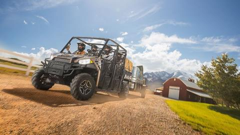 2017 Polaris Ranger Crew® XP 1000 in Brighton, Michigan