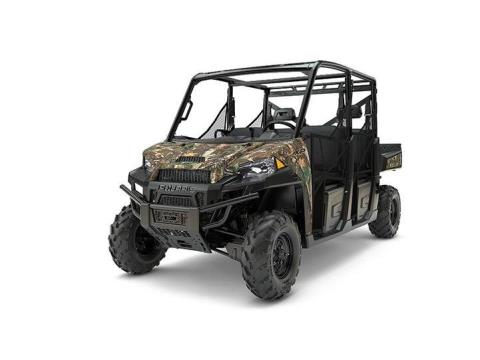 2017 Polaris Ranger Crew® XP 1000 EPS in Mount Pleasant, Texas
