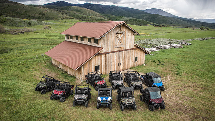 2017 Polaris Ranger Crew® XP 1000 EPS in Greenwood Village, Colorado