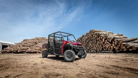2017 Polaris Ranger Crew® XP 1000 EPS Northstar HVAC Edition in Greenwood Village, Colorado