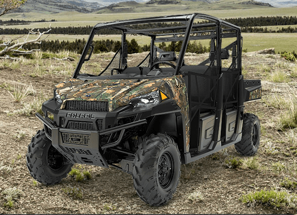 2017 Polaris Ranger Crew® XP 900 EPS Camo in Greenwood Village, Colorado