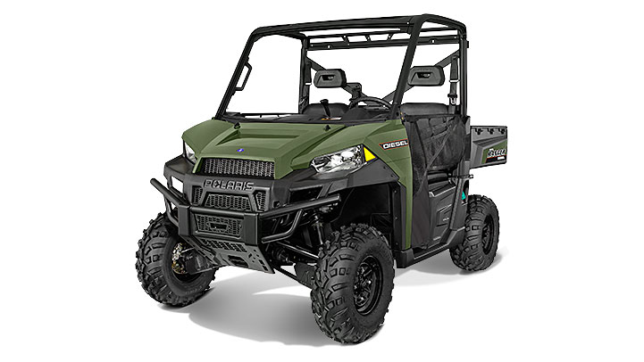 2017 Polaris Ranger® Diesel in Greenwood Village, Colorado