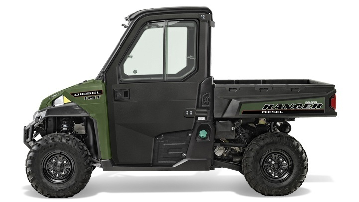 2017 Polaris Ranger® Diesel HST Deluxe in Greenwood Village, Colorado