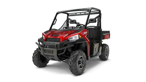 2017 Polaris Ranger XP® 1000 EPS in Marietta, Ohio