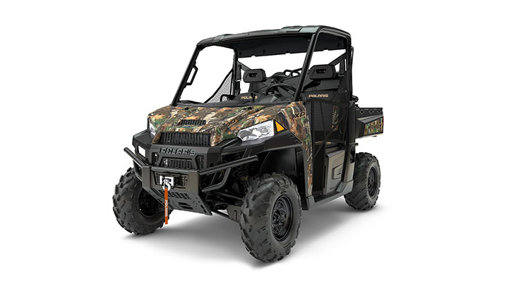 2017 Polaris Ranger XP® 1000 EPS Hunter Edition in Greenwood Village, Colorado