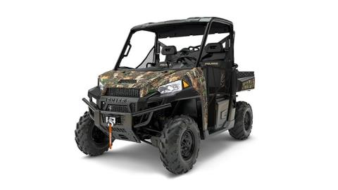 2017 Polaris Ranger XP® 1000 EPS Hunter Edition in Antlers, Oklahoma