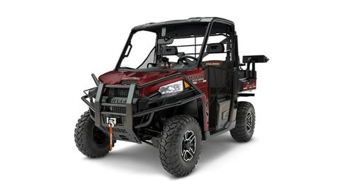 2017 Polaris Ranger XP® 1000 EPS Ranch Edition in Hudson, Wisconsin
