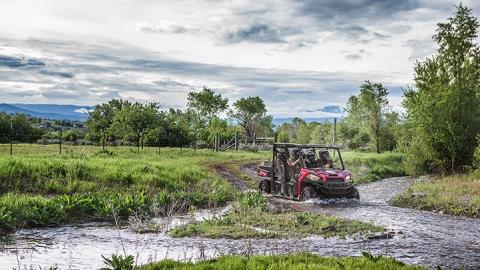 2017 Polaris Ranger XP® 1000 EPS Ranch Edition in Brighton, Michigan