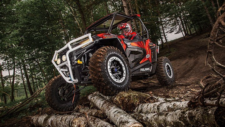 2017 Polaris RZR® S 1000 EPS in Hanover, Pennsylvania