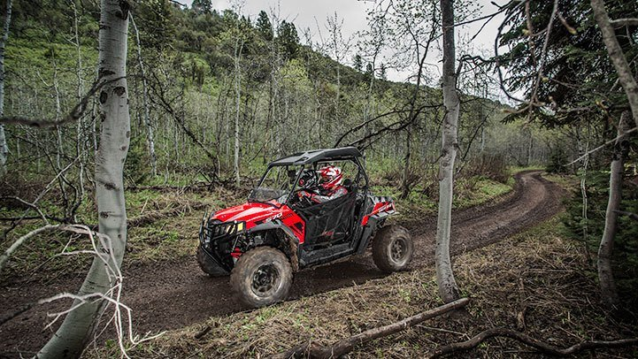 2017 Polaris RZR® S 570 EPS in Brighton, Michigan
