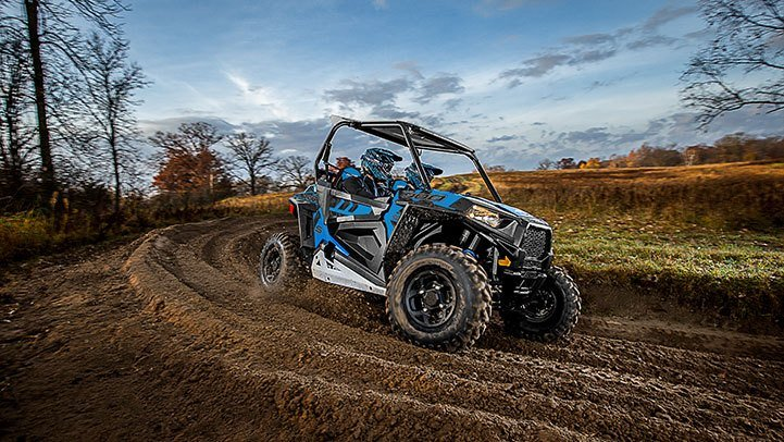 2017 Polaris RZR® S 900 EPS in Mount Pleasant, Michigan