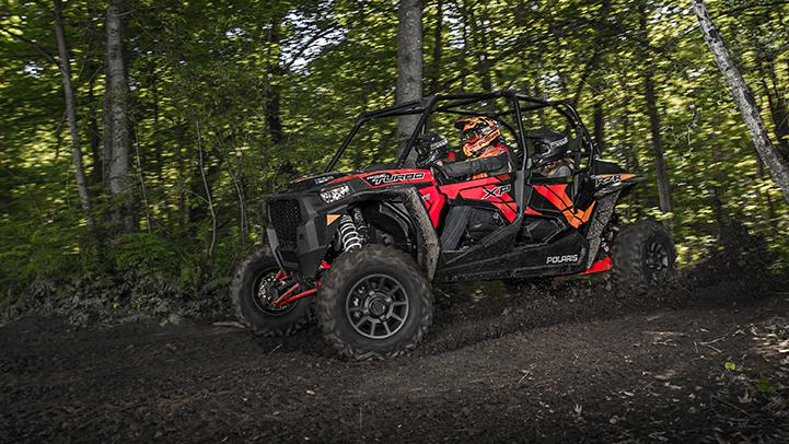2017 Polaris RZR XP® 4 Turbo EPS in Greenwood Village, Colorado